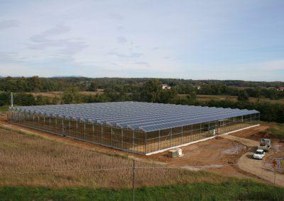 Serra Fotovoltaica Codecasa