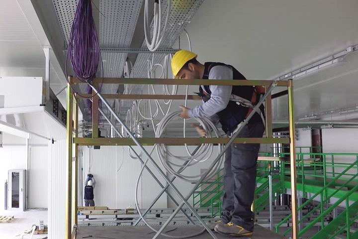 Installazione impianti elettrici industriali Rimini